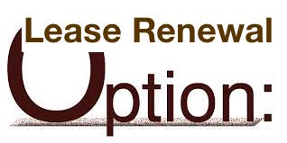 lease renewal florida commercial landlord tenant law